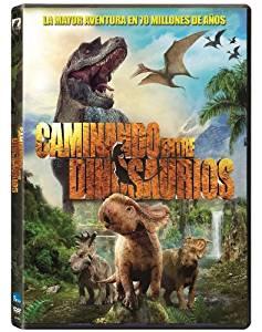 peliculas dibujos animados serie dinosaurios caminando entre dinosaurios