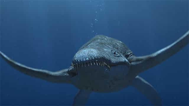 Pliosaurio x dinosaurios marinos